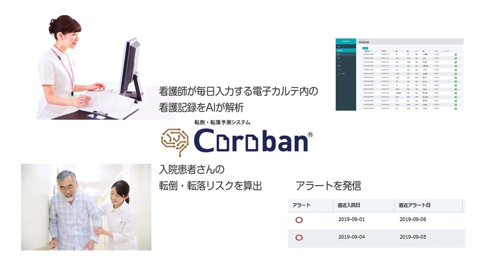 Coroban®の概要